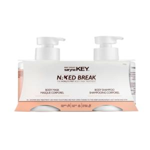 Saryna Key Naked break duo (body shampoo and mask)