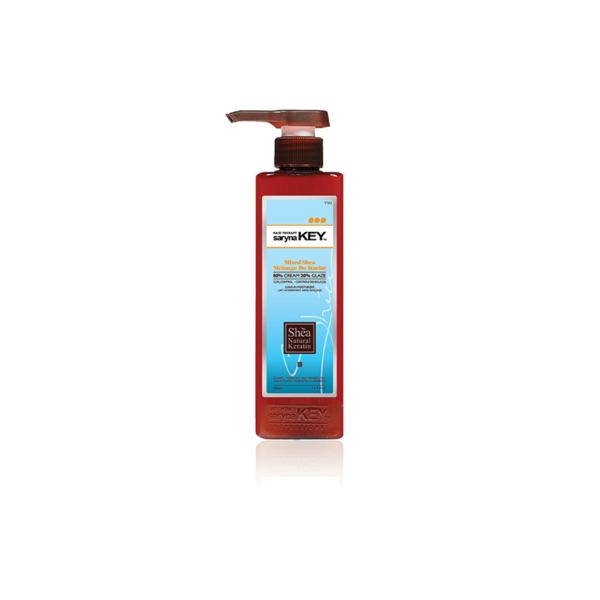 Saryna Key Mix shea 80% cream 20% glaze 300ml