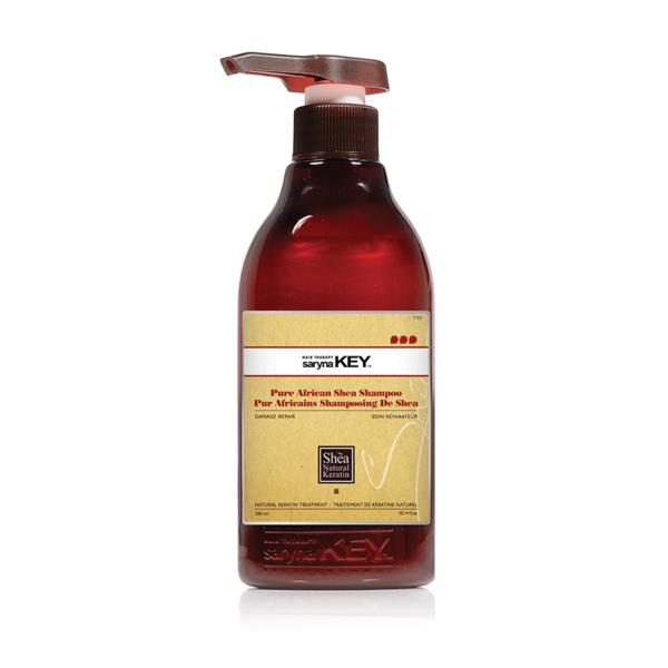 Saryna Key Damage Repair Pure African shea Shampoo 300ml