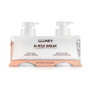 Saryna Key Naked break duo (body shampoo and mask)